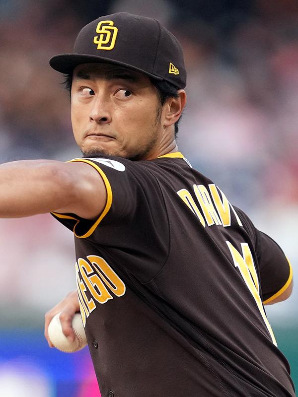ダルビッシュ有 - 選手情報 - MLB|dメニュースポーツ